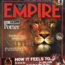 Empire Magazine Cover [United Kingdom] (November 2005)