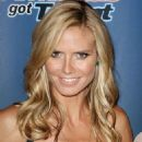 Heidi Klum Americas Got Talent Season 9 Finale Red Carpet Event In New York City