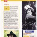 Marlene Dietrich - 100 Greatest Movie Icons Magazine Pictorial [United Kingdom] (29 September 2019) - 454 x 642