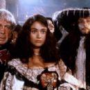 Charlotte Lewis as María-Dolores de la Jenya de la Calde Pirates (1986) - 454 x 303