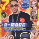 K-Maro - 7 Extra Magazine Cover [Belgium] (16 February 2005)