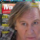 Gérard Depardieu - TV Dvd Jaquettes Magazine Cover [France] (June 2011)