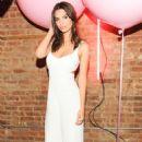 Emily Ratajkowski Glossier Launch Party In Ny