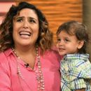 'Un Nuevo Dia' Celebrates Angelica Vale's Son's Birthday - 454 x 386