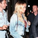Petra Ecclestone at Craig's in West Hollywood - 454 x 681