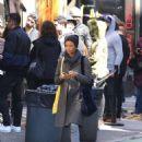 Thandie Newton – Shopping in New York