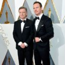 Michael Fassbender-February 28, 2016-88th Annual Academy Awards - Red Carpet Pictures - 399 x 600