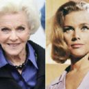 Honor Blackman ... Then and Now