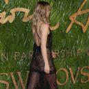 Suki Waterhouse–2017 Fashion Awards in London - 454 x 691