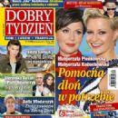 Malgorzata Kozuchowska - Dobry Tydzień Magazine Cover [Poland] (22 August 2016)