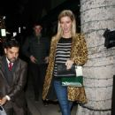 Nicky Hilton – Leaving Madeo restaurant in Beverly Hills - 454 x 681