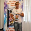 "Nicolas Riera: ""Casi Angeles"" book presentation"