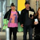 Demi Lovato – Spotted at Heathrow Airport in London - 454 x 552