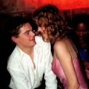 Leonardo DiCaprio and Eva Herzigova