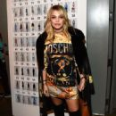 Olivia Holt – MOSCHINO SS 2018 Resort Collection in LA - 454 x 657