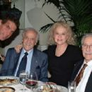 Betty Brosmer  with Joe Weider (husband) & Lou Ferrigno