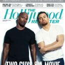 Channing Tatum, Jamie Foxx - The Hollywood Reporter Magazine Cover [United States] (19 July 2013)