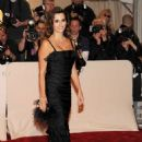 Penelope Cruz at the Costume Institute's 2011 MET Gala