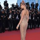 Hailey Baldwin – 'Girls Of The Sun' Premiere at 2018 Cannes Film Festival