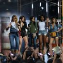 Fifth Harmony – Performing at 'Jimmy Kimmel Live' in Los Angeles