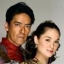 Vic Sotto and Kristine Hermosa