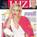Brenda Gandini - Luz Magazine Cover [Argentina] (24 May 2015)