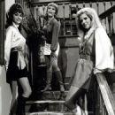 Linda Henning, Meredith MacRae, Lori Saunders - 454 x 598