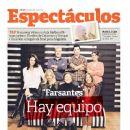 Pilar Gamboa, Leonor Manso, Julieta Zylberberg, Esteban Lamothe, Julieta Cardinali, Mario Pasik - Clarin Magazine Cover [Argentina] (28 July 2013)