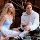 Brendan Fraser and Frances O'Connor