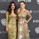 Sofia Vergara attend the 18th Annual Post-Golden Globes Party hosted by Warner Bros. Pictures and InStyle at The Beverly Hilton Hotel on January 8, 2017 in Beverly Hills, California