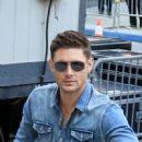Jensen Ackles- July 20, 2017- Outside Omni Hotel