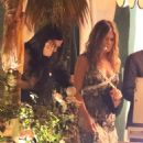 Jennifer Aniston at the San Vicente Bungalows in West Hollywood