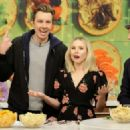 Kristen Bell – 'The Chew' guest appearance in New York - 454 x 324