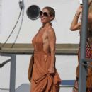 Elsa Pataky Out In Corsica