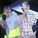 Rihanna Performs At The O2 Arena, London. May 10 2010