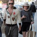 Jude Law and Ruth Wilson