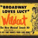wildcat 1960 lucille ball musical - 454 x 365