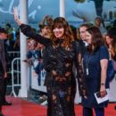 Maribel Verdu- Red Carpet - Closure Gala - 66th San Sebastian Film Festival - 399 x 600