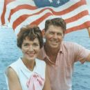 The Reagans in 1964