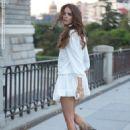 Clara Alonso photo shoot by Constantin del Castillo (2011) - 454 x 681