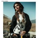 Rikee Chatterjee - Grazia Magazine Pictorial [India] (January 2015) - 454 x 585