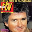 Patrick Duffy - Szines Rtv Magazine Cover [Hungary] (10 March 1997)