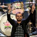 Ringo Starr performs during the Ringo Starr and his All Starr Band concert at The Greek Theatre on September 01, 2019 in Los Angeles, California - 454 x 397