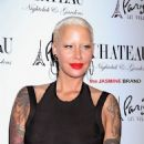 Amber Rose arrives at the Chateau Nightclub & Rooftop at the Paris Las Vegas in Las Vegas, Nevada - May 22, 2015 - 454 x 681