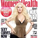 Christina Aguilera - Women's Health Magazine Cover [United States] (March 2016)