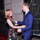 Jessica Chastain and Tom Hiddleston - October 13, 2015-Bergdorf Goodman 'Crimson Peak' Inspired Window Unveiling