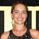 Emilia Clarke – 2018 Emmy Awards HBO Party in LA