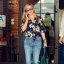 Reese Witherspoon – Leaves Tender Greens in Westwood