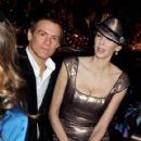 L'Wren Scott attend the British Fashion Awards 2008 held at The Lawrence Hall on November 25, 2008 in London, England - 420 x 594