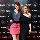 Anna Paquin – 'Flack' Premiere in London - 454 x 683